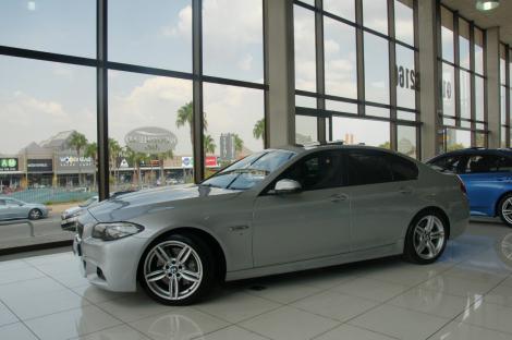 BMW D MSPORT Sedan Woodmead Auto HighPerformance - 2013 bmw 535d