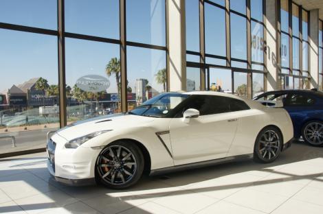 2013 Nissan SKYLINE GTR BLACK EDITION Coupe