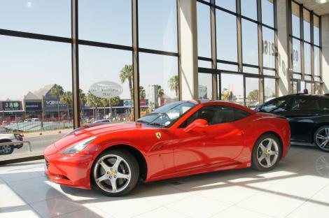 2009 Ferrari California Convertible Woodmead Auto High