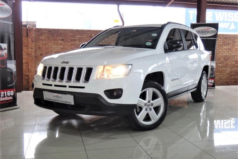 2012 Jeep COMPASS 2.0 CVT LIMITED SUV | Woodmead Auto ...